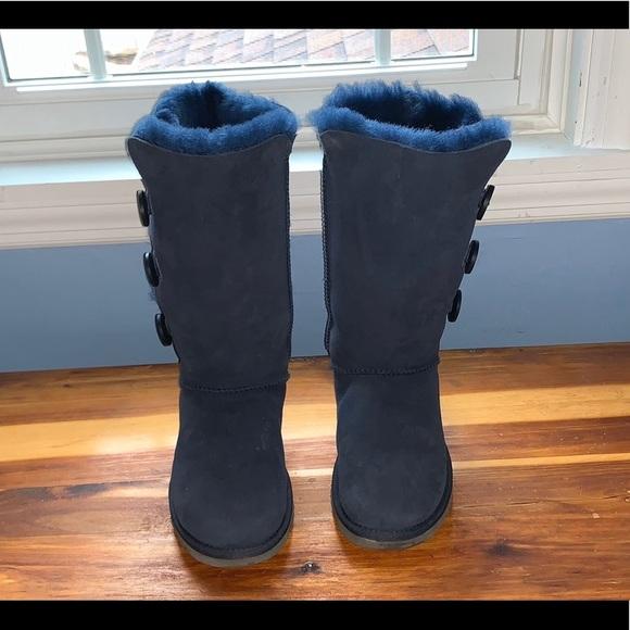 UGG Shoes   Navy Bluepurple Ugg Boots
